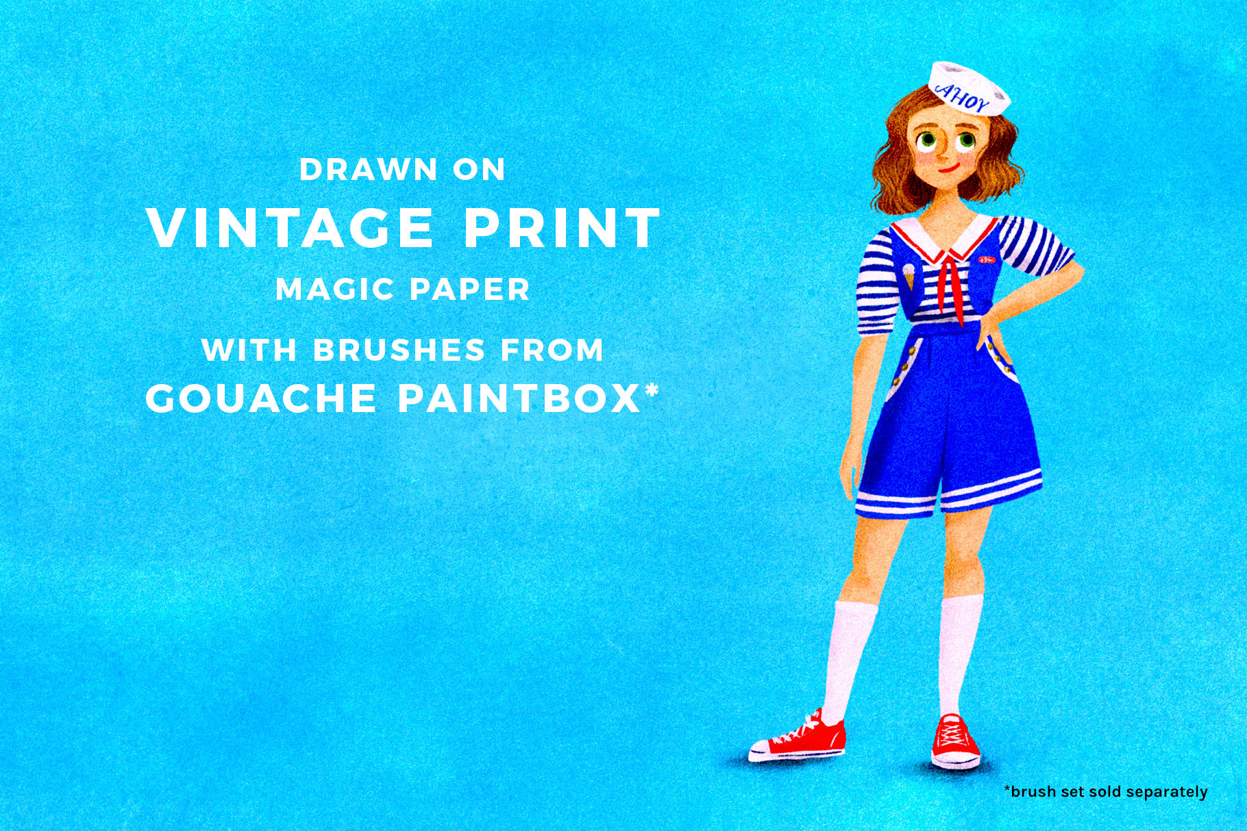 Bardot Brush Magic Paper 19