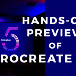 Hands-On Preview of Procreate 5