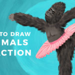 How to Draw Animals in Action!