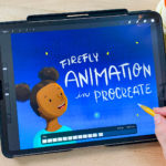 How to draw a Firefly Animation // Stay Home and Draw