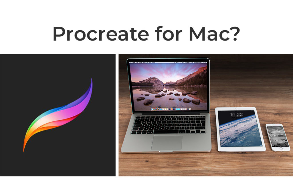 procreate for mac