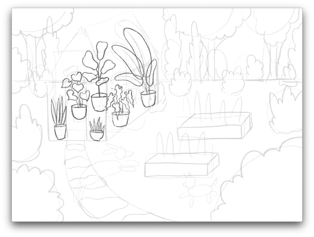 how-to-draw-a-garden-scene-sketch-4