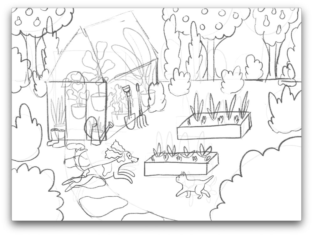 how-to-draw-a-garden-scene-sketch-5