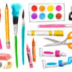 Week 19 // Art Supplies // Making Art Everyday – Year Three