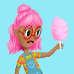 Week 24 // Boardwalks & Carnivals // Making Art Everyday – Year Three