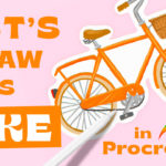 How to Draw a Bike in Procreate