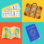Week 25 // Travel // Making Art Everyday – Year Three