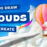 How to Draw Clouds in Procreate