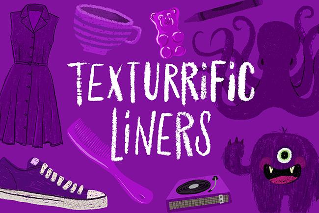 Texturrific Liners