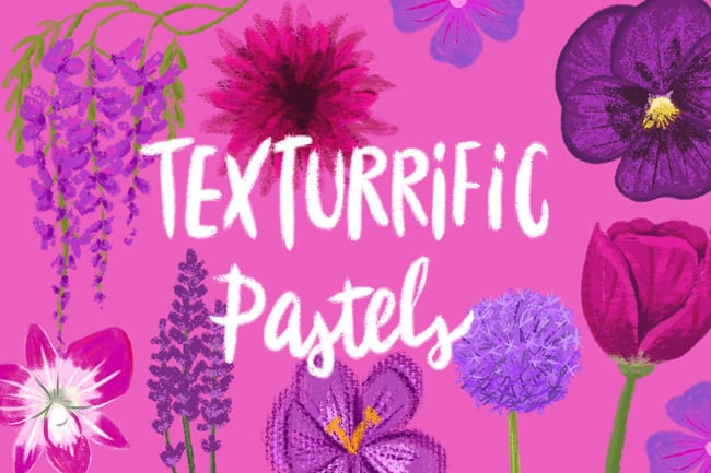 Texturrific Pastels