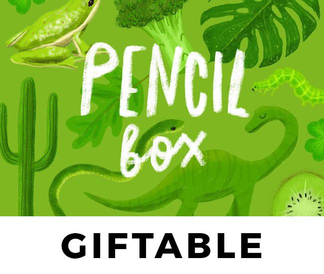 Pencil Box // GIFT