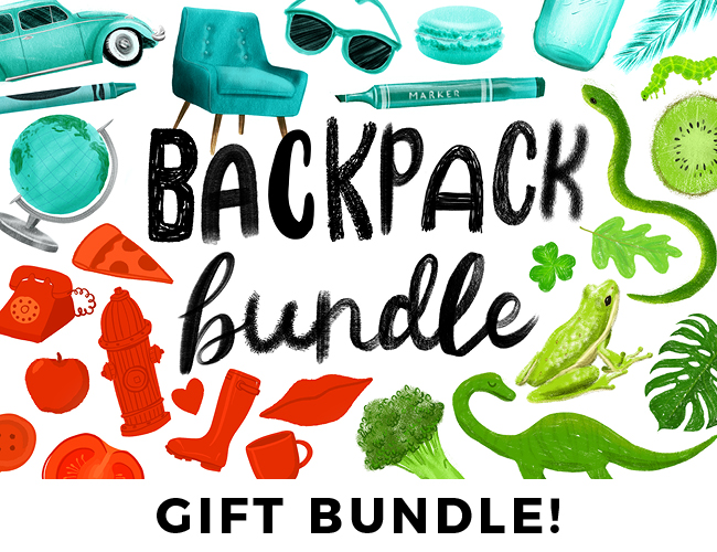 Backpack Bundle // GIFT