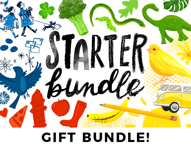 Starter Bundle // GIFT