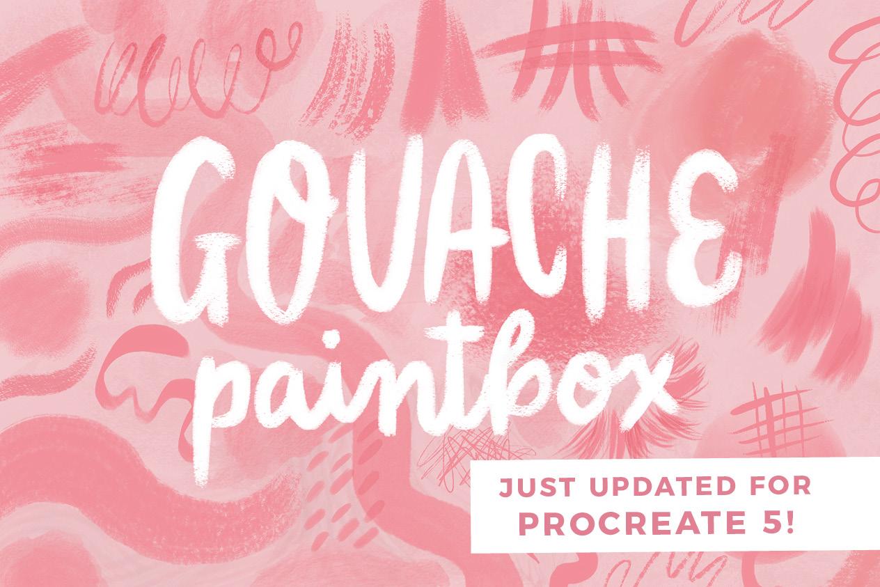 Gouache Paintbox